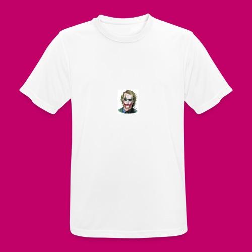 dibujos de joker 6 - Camiseta hombre transpirable