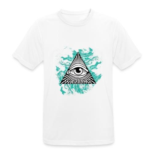 NortHD Logo - Men's Breathable T-Shirt