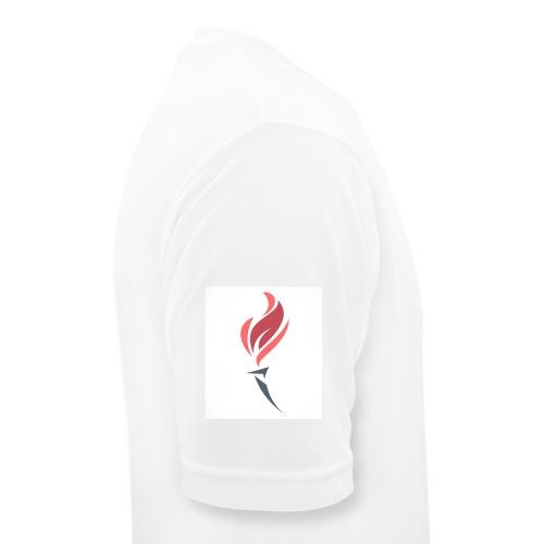 Torched Senkron - Men's Breathable T-Shirt