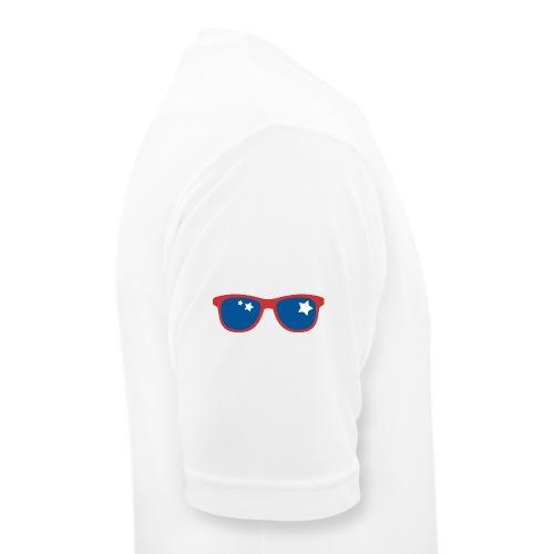 POP ART - Stars and glass - T-shirt respirant Homme