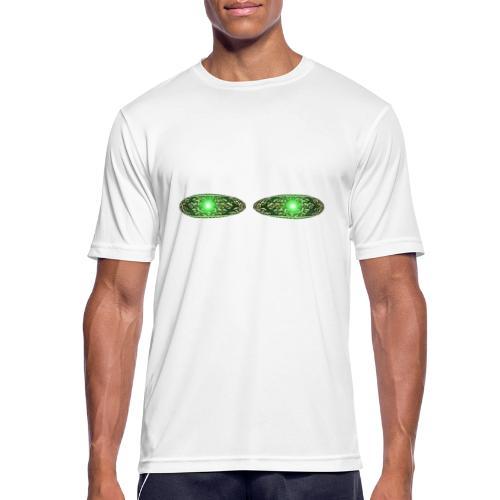 Mystische Power - Männer T-Shirt atmungsaktiv