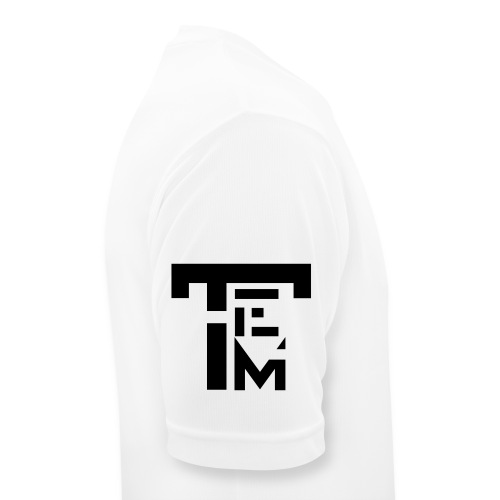 TEM BLACK - T-shirt respirant Homme