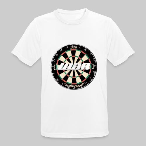 wda dartboard logo - Men's Breathable T-Shirt