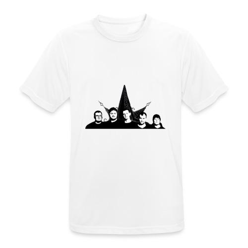 testfront2 - Männer T-Shirt atmungsaktiv