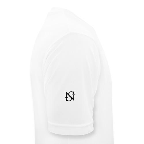 SN SessantaNove logo braccio - Maglietta da uomo traspirante
