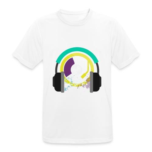 new circle snipped groß png - Männer T-Shirt atmungsaktiv