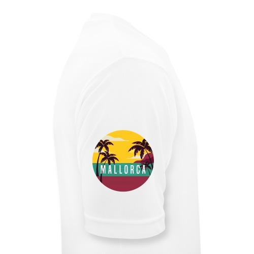 Mallorca - Männer T-Shirt atmungsaktiv