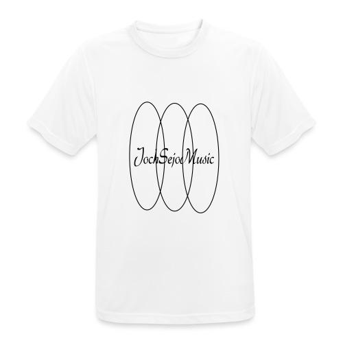 JochSejo Design Tee - Andningsaktiv T-shirt herr