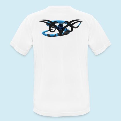 tribal schlang - Männer T-Shirt atmungsaktiv