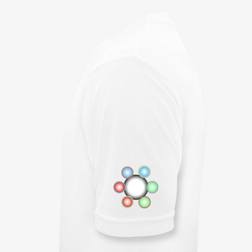 Noyaux de Singularité Manche - T-shirt respirant Homme