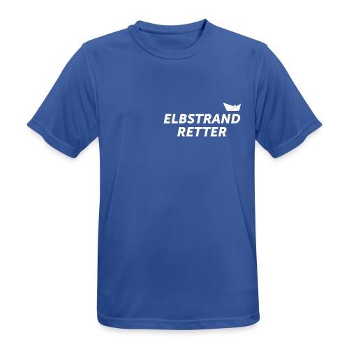 elbstrad_retter - Männer T-Shirt atmungsaktiv