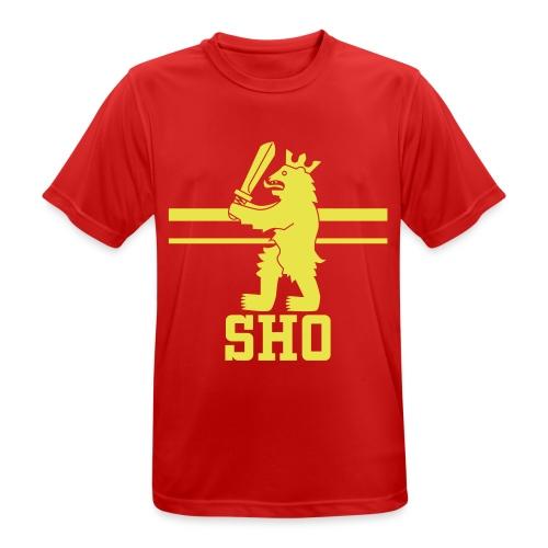 SHO Satakunta - miesten tekninen t-paita