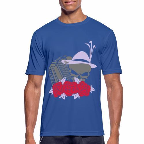 Rock Harmonika - Männer T-Shirt atmungsaktiv