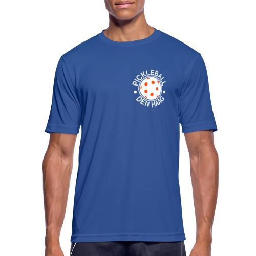Pickleball Den Haag Logo - Men's Breathable T-Shirt