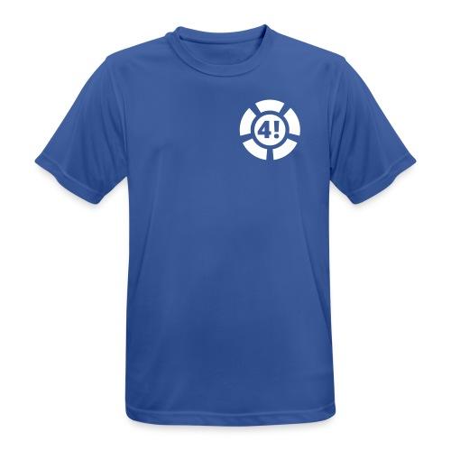 Logo Neu - Männer T-Shirt atmungsaktiv