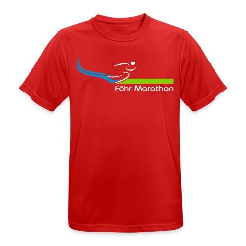 logo vector - Männer T-Shirt atmungsaktiv