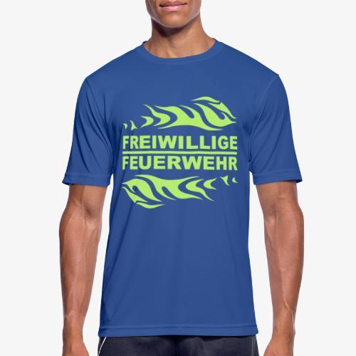 FFW Flame - Männer T-Shirt atmungsaktiv