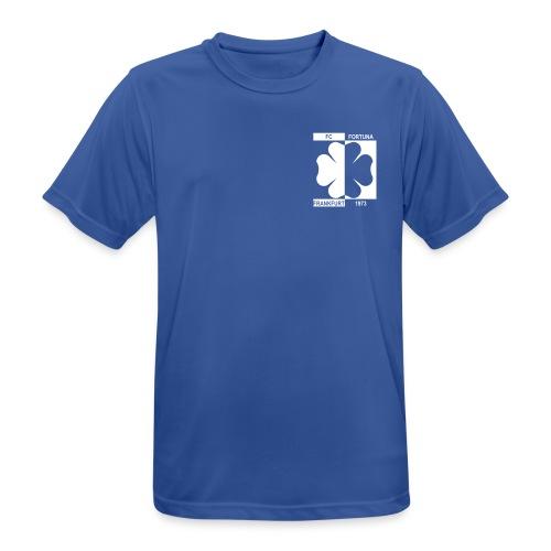 Logo Fortuna Frankfurt - Männer T-Shirt atmungsaktiv