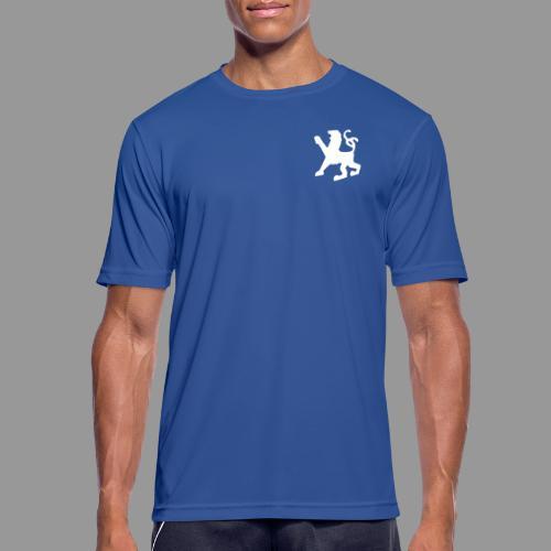 Löwe + angus von ardingen - sempergravis - Männer T-Shirt atmungsaktiv