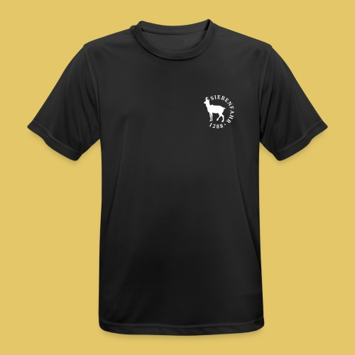 Siebenfahr 1288 (2016) M - Männer T-Shirt atmungsaktiv