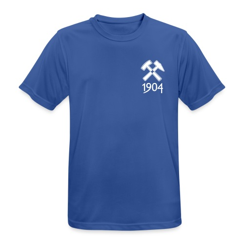 SchlägelundEisen 1904 - Männer T-Shirt atmungsaktiv
