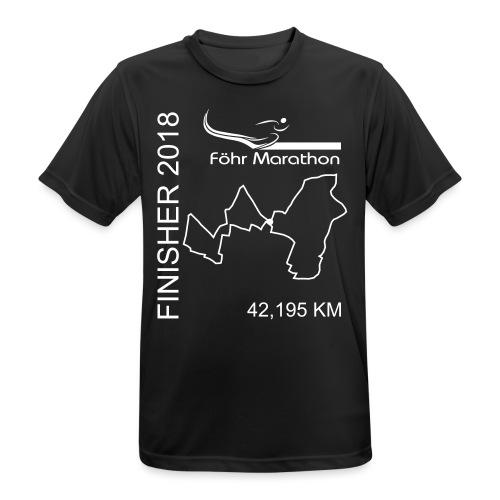 ziel_m_2018 - Männer T-Shirt atmungsaktiv