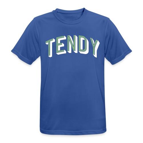 Hockey Goaltender - Tendy - Men's Breathable T-Shirt