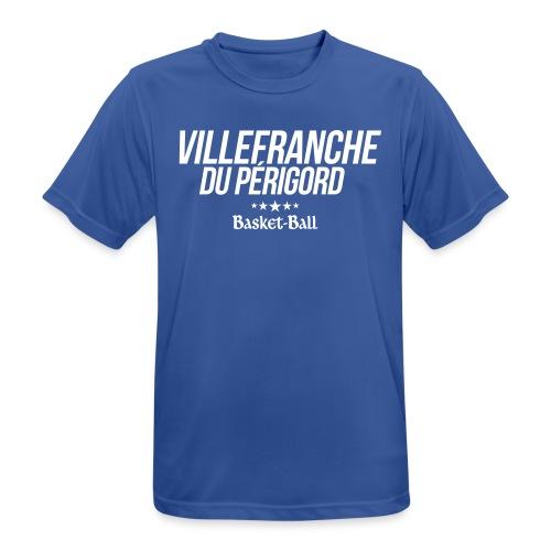 Logo-VDP - T-shirt respirant Homme