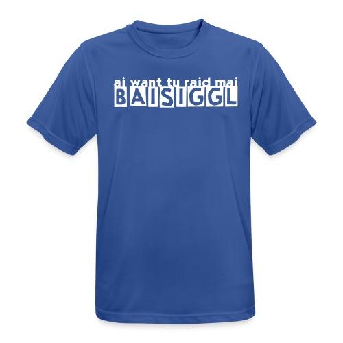 BAISIGGL - Männer T-Shirt atmungsaktiv