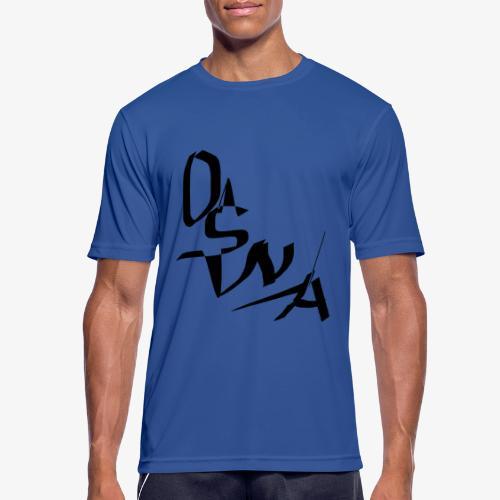 OSNA COMPANY - Koszulka męska oddychająca