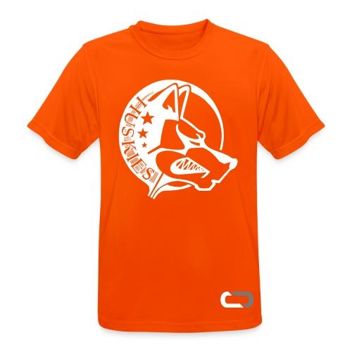 CORED Emblem - Men's Breathable T-Shirt