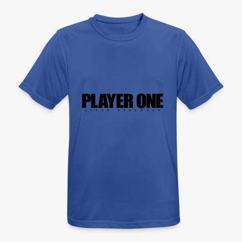 GET READY PLAYER ONE! - Herre T-shirt svedtransporterende