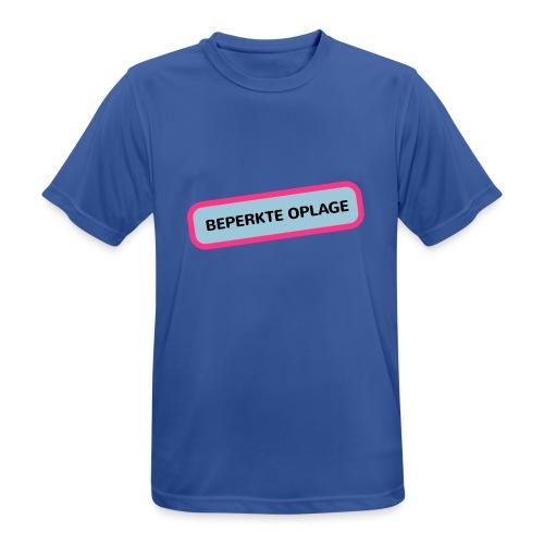 Grappige Rompertjes: Beperkte oplage - mannen T-shirt ademend