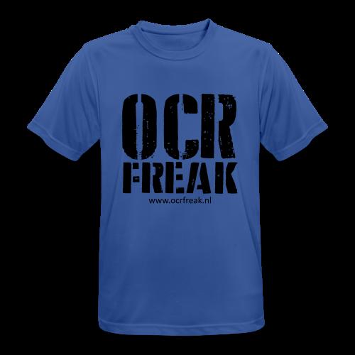 OCR Freak - mannen T-shirt ademend