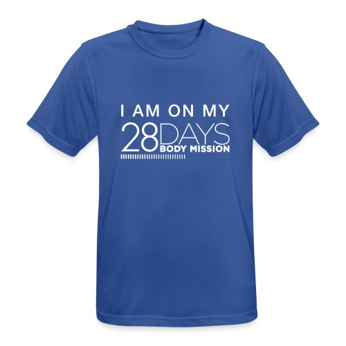 Bodymission 2017 - Männer T-Shirt atmungsaktiv