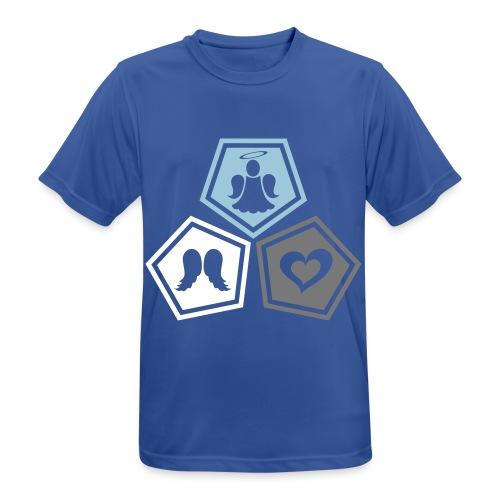 Tee shirt baseball Enfant Trio ange, ailes d'ange - Men's Breathable T-Shirt
