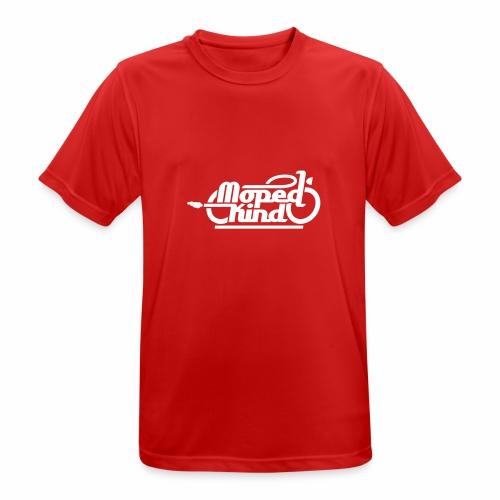 Moped Kind / Mopedkind (V1.0) - Men's Breathable T-Shirt