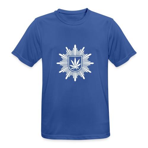 Bundeshanfschutz (pur) - Männer T-Shirt atmungsaktiv