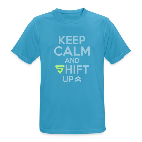 Shift UP ! - T-shirt respirant Homme