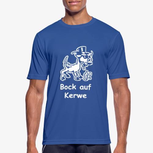 Bock auf Kerwe - Männer T-Shirt atmungsaktiv