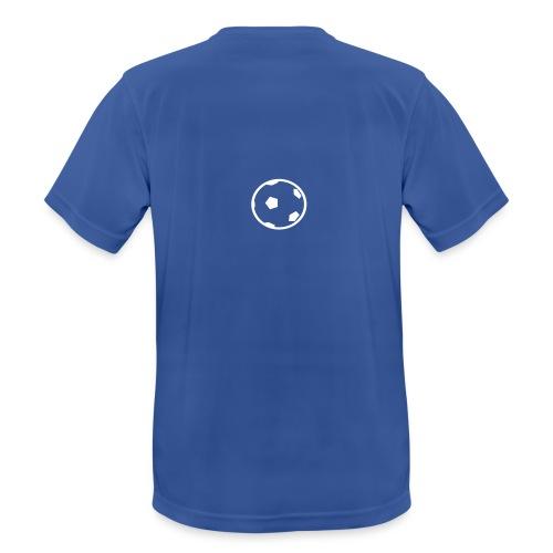Unterwasser-Rugby Ball - Männer T-Shirt atmungsaktiv