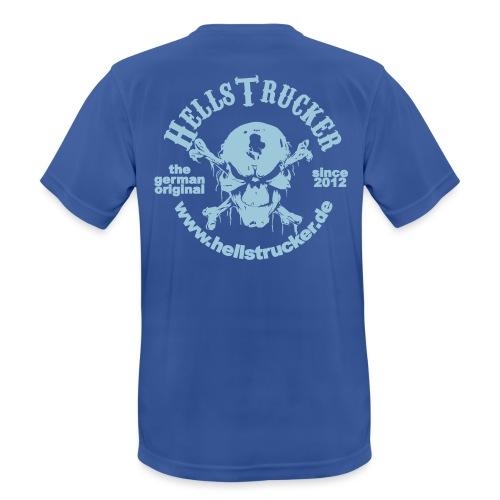 HellsTruckerLogoVektor - Männer T-Shirt atmungsaktiv