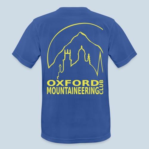 LogoWord - Men's Breathable T-Shirt