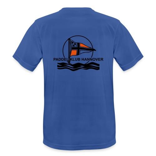 PKH Logo - Männer T-Shirt atmungsaktiv