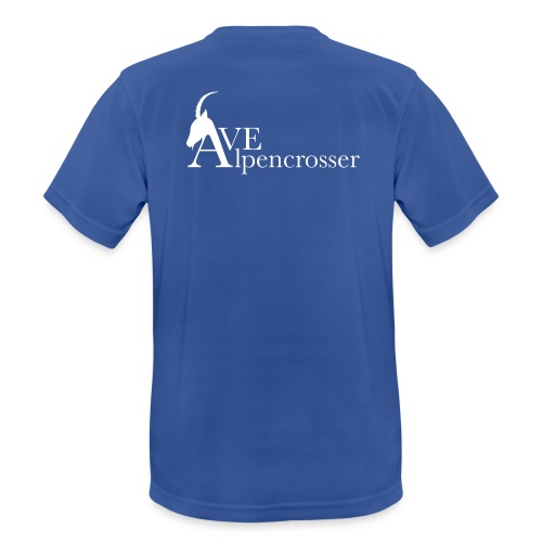 ave alpencrosser - Männer T-Shirt atmungsaktiv