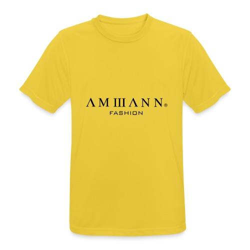 AMMANN Fashion - Männer T-Shirt atmungsaktiv