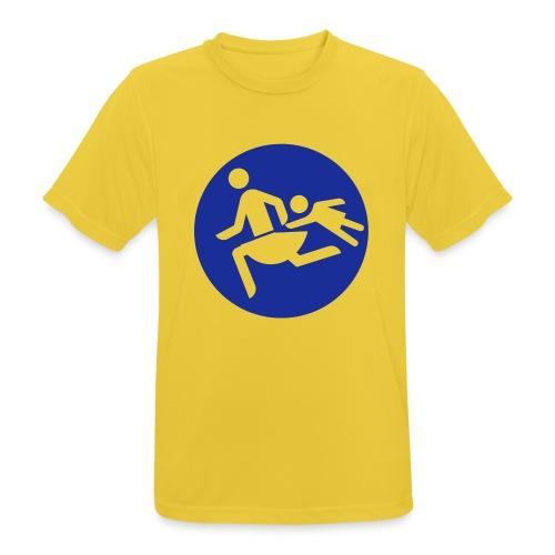 Running Mamas - Männer T-Shirt atmungsaktiv