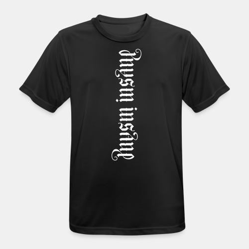Pure Insane - Männer T-Shirt atmungsaktiv