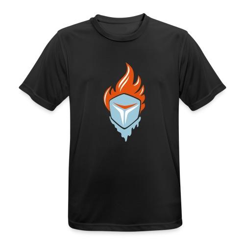 Fire and Ice 3C - Männer T-Shirt atmungsaktiv