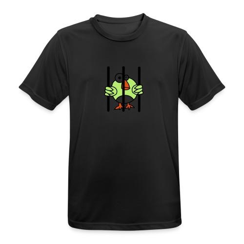 Vögelfrei - Männer T-Shirt atmungsaktiv